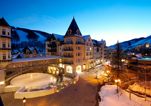 American Ski Classic in Vail, CO - Lodge at Lionshead